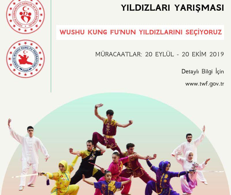 İpek Yolu Türk Wushu Kung Fu Yıldızları Yarışması Müracaat Bilgileri