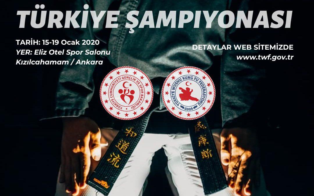 Budokaido Kyokushin Ashihara Kata ve Kumite Türkiye Şampiyonası – 2020
