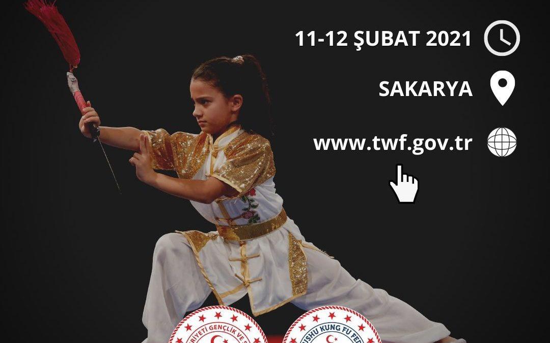 WUSHU DUAN KURSU / SAKARYA / 11-12 ŞUBAT 2021