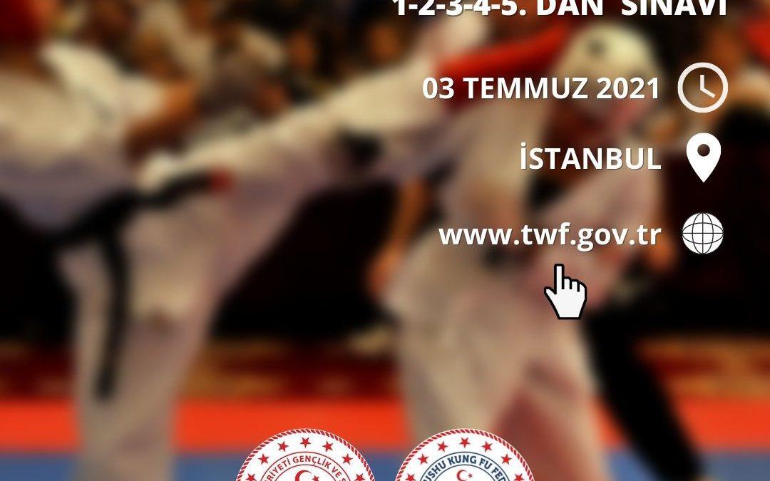 Budoakido Dan Sınavı / 03 Temmuz 2021 / İstanbul