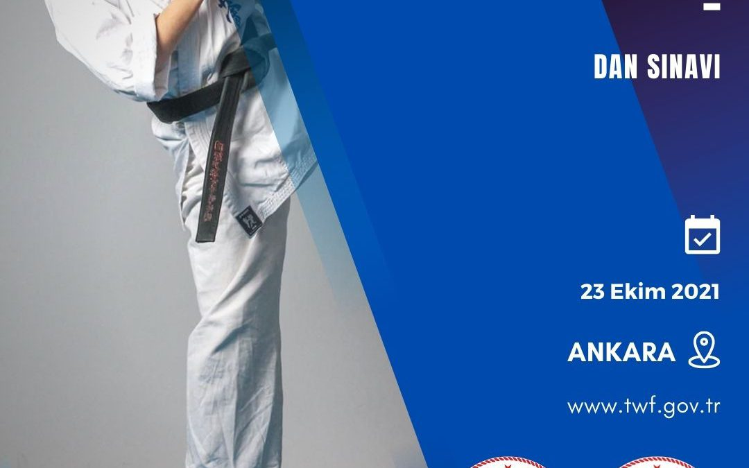 BUDOKAİDO DAN SINAVI / 23 EKİM 2021 / ANKARA